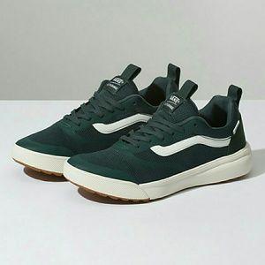 NWT Vans Green Sneakers